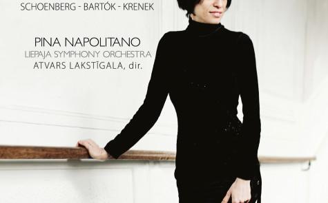 ODRCD339 ELEGY Schoenberg Bartok Piano Concerto Film Music Krenek Symphonic Elegy Pina Napolitano-lso-Liepaja Symphony Orchestra, Atvars Lakstigala